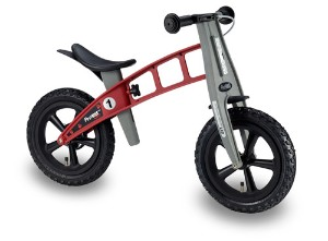 Loopfiets FirstBIKE Cross Red